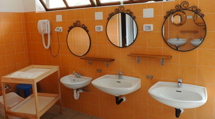 Bagni e servizi igienici